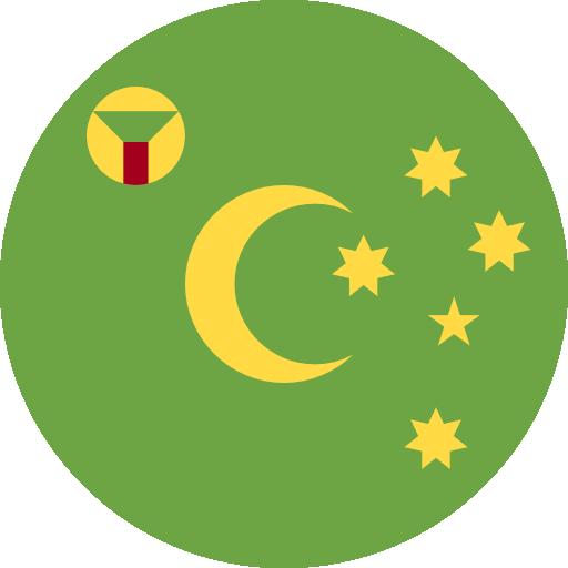 Trademark in cocos-island
