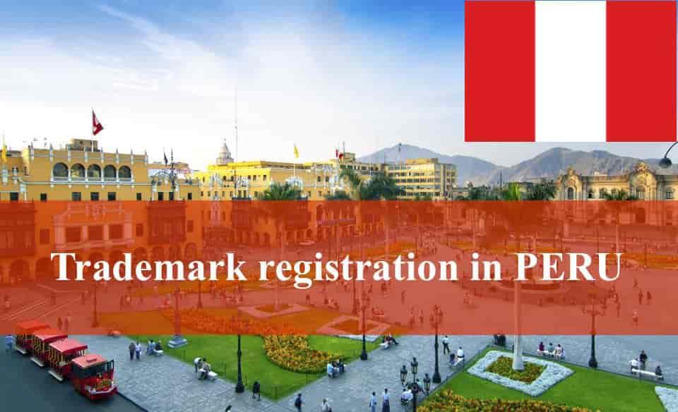Trademark registration in PERU